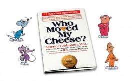 معرفی و دانلود کتاب «چه کسی پنیر مرا برداشت؟»