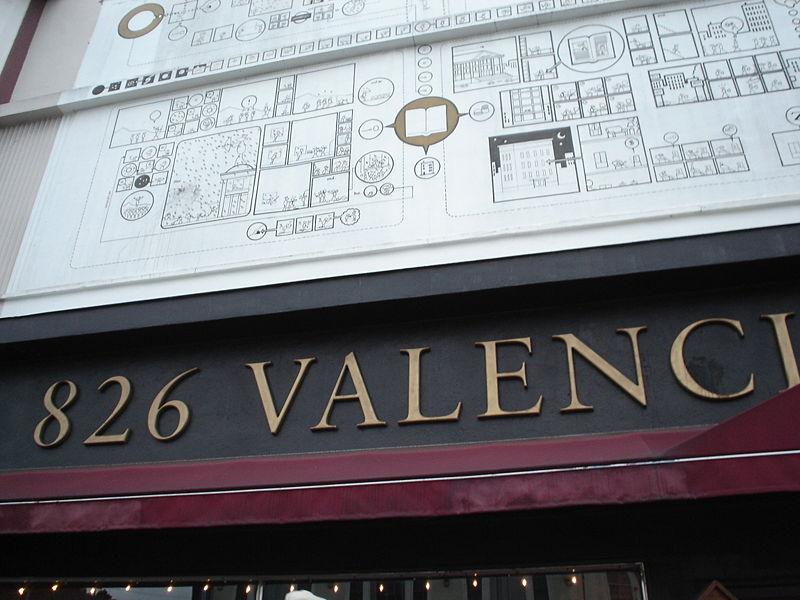 بوم مدل کسب و کار 826Valencia