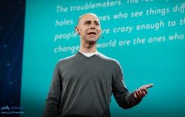 عادت های عجیب اندیشمندان مبتکر، [ویدیو] TED