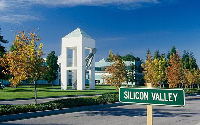 دره سیلیکون (Silicon Valley)