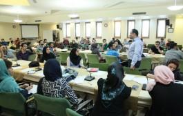 کارگاه آموزشی طراحی مدل کسب و کار به روش بوم ناب برگزار شد