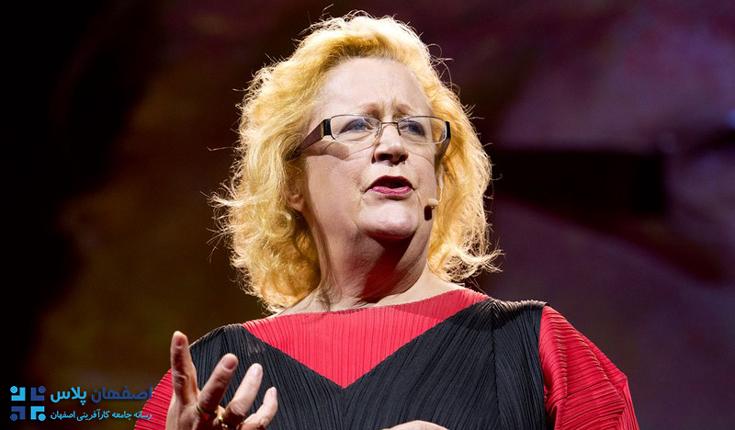 مارگارت هِفرنان: جرأت مخالفت، [ویدیو تد] TED