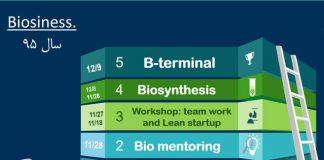 رویداد Biosiness