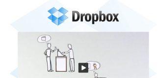 ویدیوی معرفی دراپ باکس